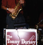 Performed w/ Tommy Dorsey